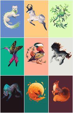 Art Quotes, Animal Art, Tea Spirits, Blur Tea, Art Inspiration, Art Sketches, Calendar Preorder, Spirit Calendar, 2015 Calendar