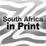 South Africa in Print - iPad app
