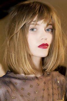 Filtro Retrô: Inspiração cabelos curtos