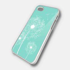 Dandelion Flower Seed - iPhone 4 Case, iPhone
