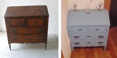 DIY Extreme Makeover - Reciclando uma escrivaninha | Recycling a writing desk