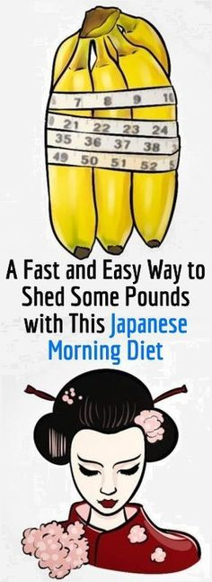 "As soon as Hitoshi Watanabe presented the morning banana regimen in his book ""The morning"