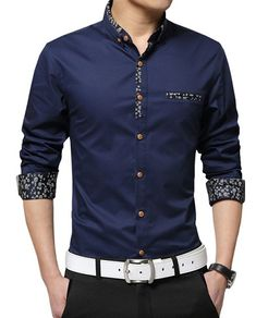 30 best formal shirts for men with latest brands & designs casual shirts for men, Formal Dresses For Men, Formal Shirts For Men, Men Formal, Men's Fashion, Latest Mens Fashion, New T Shirt Design, Shirt Designs, Hot Guys, Geile T-shirts