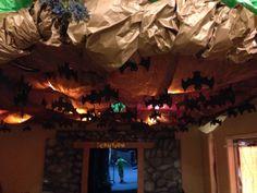 Cave Quest VBS. Nazarene Caverns. Bat cave