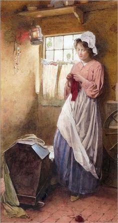 Tecer, costurar, tricotar, bordar… Galeria 13