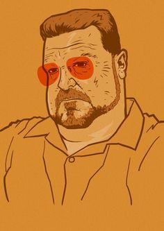 The Big Lebowski - Walter Sobchak