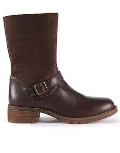 Loxfold Boot at Crew Clothing A leather boot with an ankle buckle and fleece lined for comfort and warmth. Designed to be worn rolled up or down. Christmas Offers, Crew Clothing, Leather Boots, Ankle, Clothes, Shoes, Fashion, Outfits, Moda