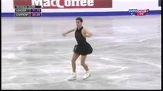 """Valentina Marchei skating on CH2's version of """"Nyah"""" at the Winter Olympics 2014."""