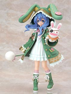 #320 Date A Live Yoshino PVC Figure Anime Toys Xmas Gifts Collection18cm #PVCFIGURE