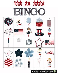fun, educational activities to celebrate the 4th of July; #patriotic holiday; Independence Day; #free #printables Don't Eat Pete, #Bingo; #math and vocabulary; #MindysMinutes
