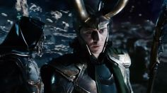 Loki and The Other. Oooooohh.... I hate Thanos and the Other!