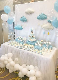 Blanc la jupe de Tulle Tutu nappe/Table de 6 pieds Table à diy table numbers White Tulle Tutu Table Skirt With Top Cloth for Trestle Table (Full Cloth with Tulle Skirt and Top cloth) Cute Baby Shower Ideas, Baby Shower Decorations For Boys, Boy Baby Shower Themes, Girl Shower, Cloud Baby Shower Theme, Baby Boy Christening Decorations, Baby Shower For Boys, Baby Shower Cupcakes For Boy, Baby Boy Cakes