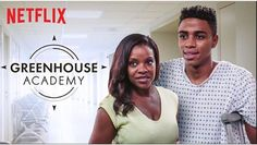 The Greenhouse Academy Netflix, Greenhouse Academy, The Best Series Ever, Atypical, Greenhouses, Films, Movies, Backstage, Tv Shows