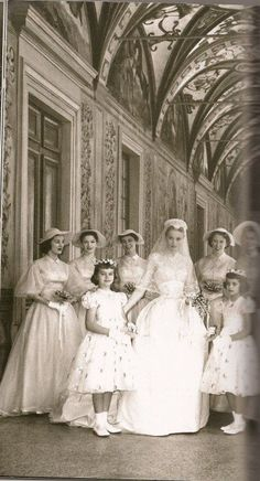 Image result for princess grace wedding