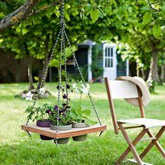 Pallet Swing Ideas