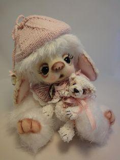 Author Victoria Ivanova toys (teddy bears by Victoria Ivanova)