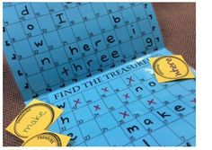 Practice sight words in fun ways! Here is a free battleship-style game for students to recognize, read and spell high-frequency words. This idea can even be used for vocabulary words or spelling words at any grade level