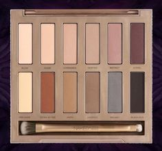Urban Decay Naked Ultimate Basics palette (matte) - NEED