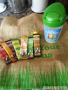 Get Your SuperFoods The Easy Way! #MomsMeet #AmazingGrass Green SuperFood is a powerful blend of nutrient-dense organic greens & antioxidant rich superfoodsin convenient powder form. Just mix with water, juice, milk or into your favorite smoothie forpowerful blend of whole food nutrition in convenient powder form to support overall health, immunity and energy levels. #ad | beckysbestbites.com