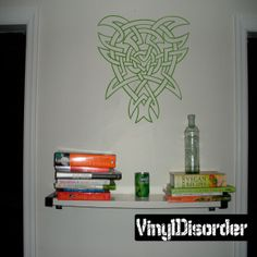 Celtic Wall Decal - Vinyl Decal - Car Decal - DC 8610
