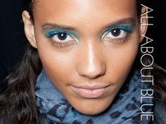Spring 2013 Beauty Breakdown: The Top Trends of the Season & How to Get Them Runway Makeup, Summer Beauty, Hair Trends, Warm Weather, Mascara, Eye Liner, Makeup Looks, Eyeshadow, Seasons