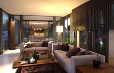 balinese interior design | Exotic Home Designs: Tiki-Chic Bali Retreat | Modern House Designs