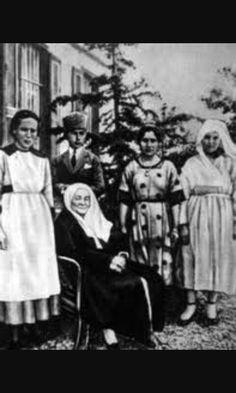 Ulu önder Mustafa Kemal Atatürkün annesi Zübeyde Hanım