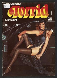 Torrid Erotic Art, 1979 © Erich von Götha and Robin Ray