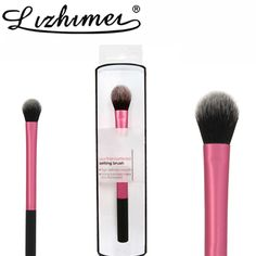 Maquiagem fino rosa rosa definir pincel real marca pincéis de maquiagem make up maquiagem profissional beleza pincéis frete grátis - Pandora Fashion