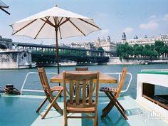 Wonen op het water: Woonboot http://blog.huisjetuintjeboompje.be/wonen-op-water/