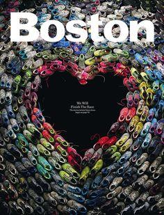 Boston Magazine Cover.