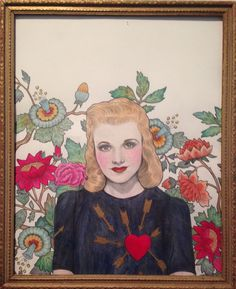 Illuminating the Stars: Ginger Rogers by Alicia Justus. SOLD. #goldenera #oldhollywood #gingerrogers