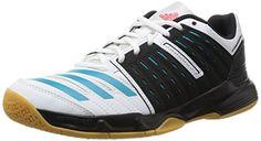 adidas Damen Handballschuhe Essence 12 W core black/ftwr white/shock green s16 45 1/3 - http://on-line-kaufen.de/adidas/45-1-3-eu-adidas-essence-12-damen-handballschuhe-3