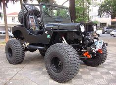 Jeep whilly