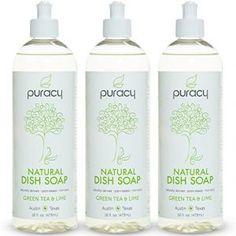 Puracy Natural Liquid Dish Soap