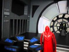 Star Wars Diorama - Making Emperor's Throne Room Part 3