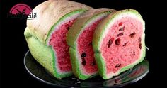Pane a forma di anguria