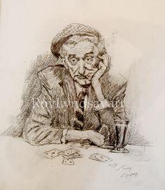 Irish ArtistStudy of Tommy