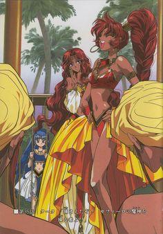 Old Anime, Manga Anime, Anime Art, Fairy Tail Lucy, Character Inspiration, Character Art, Character Design, Magic Knight Rayearth, Manga Illustration