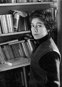 Alejandra Pizarnik (1936-1972). Poetisa argentina.