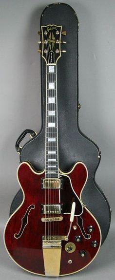 Gibson ES-355 Cherry Red (1976)