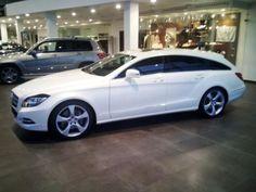 Mercedes-Benz Clase CLS, 350 CDI BlueEFFICIENCY Shooting Brake