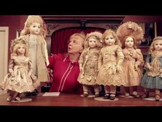 "▶ French Bebes Part 1 from the ""Cotillion"" Auction - YouTube. Showcases A.T. French antique dolls."