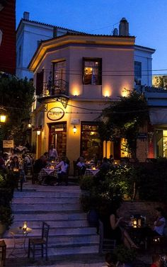 Old Athens, Greece | Flickr - Photo by suellen1111_s