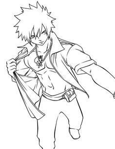 Gray Lineart 2 by D-Aare on deviantART