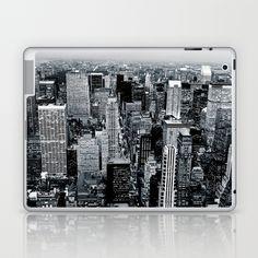 NYC - Big Apple Laptop & iPad Skin  Laptop PC Computer Notebook Case Skin Sleeve Fashion Design Dell HP Acer ASUS Gateway Samsung Lenovo Apple