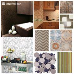 Pattern Lovers #interceramic Tiles