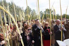 Domingo de ramos 2013, Semana Santa de calpe 2013