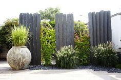 Finde moderner Garten Designs: Referenzen- Naturstein. Entdecke die schönsten Bilder zur Inspiration für die Gestaltung deines Traumhauses.