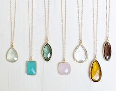 A personal favorite from my Etsy shop https://www.etsy.com/listing/236794464/stunning-bezel-set-gemstones-in-24k-gold